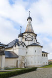 Uspensky Refectory Church at Suzdal was built Stock Photography