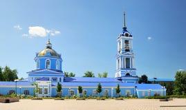Uspensky Sobor, Zadonsk, Russia Royalty Free Stock Photo