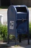 USpostal服务 库存照片