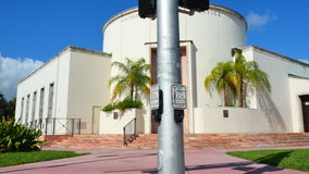 USPS Miami Beach. Stock video of a United States Post Office Miami Beach FL stock video footage
