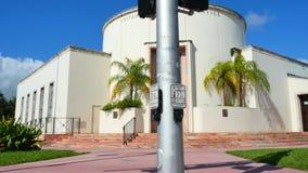 USPS Miami Beach stock video footage