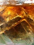 Uísque nas rochas Fotografia de Stock
