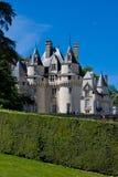 Ussè Schloss lizenzfreies stockfoto