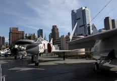 USS强悍博物馆 免版税库存图片