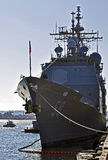 USS普林斯顿 库存图片