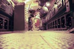 USS蓑鱼 库存图片