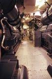 USS蓑鱼 免版税库存照片