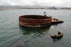 USS Αριζόνα, Pearl Harbor Στοκ Εικόνες