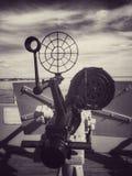 USS Alabama Fotografia Stock Libera da Diritti