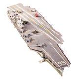 USS América Imagem de Stock Royalty Free