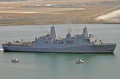 USS Anchorage (LPD-23) Foto de archivo