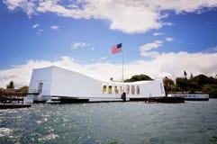 uss arizona memorial zdjęcie stock