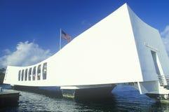 USS Arizona Memorial Museum Royalty Free Stock Photos