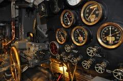 USS Bowfin Submarine SS-287 Stock Photos