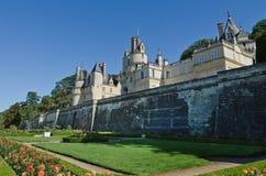 Ussé Castle Royalty Free Stock Photos