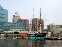USS Constellation Royalty Free Stock Photography