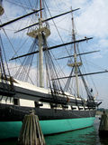 USS Constellation Stock Photo
