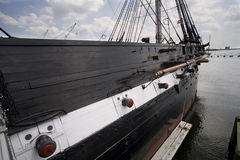 USS Constitution 7192 Royalty Free Stock Photo