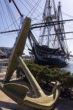 USS Constitution Stock Images