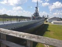 USS DRUM stock photography