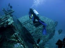 USS Emmons Foto de Stock Royalty Free