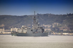 USS Ford Royalty Free Stock Photography