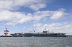 USS George Washington Royalty Free Stock Images