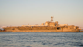 USS George Washington hangarfartyg Arkivfoton