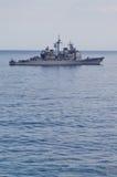 USS Gettysburg Photographie stock libre de droits
