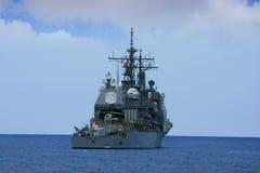 USS Gettysburg Immagine Stock