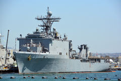 USS Harpers Royalty Free Stock Image