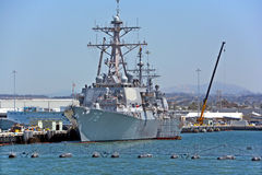 USS Higgins Royalty Free Stock Images