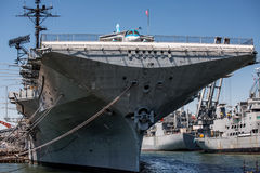 USS Hornet (CVS-12) Stock Photography