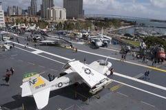 USS intermédiaire Photo libre de droits