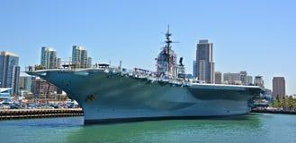 USS intermédiaire Photos libres de droits