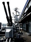 USS intrépido foto de stock
