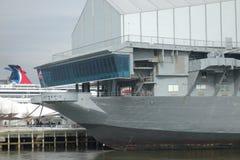 USS intrépido Fotografía de archivo libre de regalías
