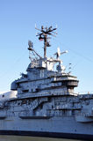 USS Intrepid Stock Photo