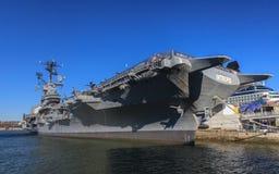 USS Intrepid Royalty Free Stock Image