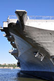 USS intrepido Immagini Stock