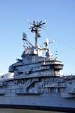 USS intrepido Fotografia Stock