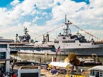 USS John F Kennedy CV67 fotos de stock