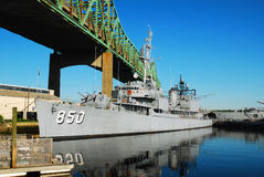 USS Joseph P Kennedy Fotografia Royalty Free
