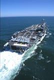 USS-Juan C Stennis (CVN-74) imagen de archivo