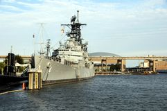 USS Littlerock Royalty Free Stock Photo