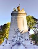 USS Maine Monument - New York City Imagens de Stock