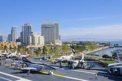 USS Midway Museum, San Diego Stock Photos