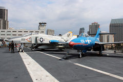 USS Midway, San Diego. The USS Midway was an aircraft carrier of the United States Navy. In 2004, it opened as a naval aviation museum in San Diego Bay stock images