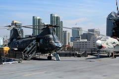 USS Midway, San Diego Stock Photos