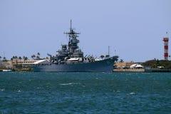 USS Missouri immagini stock libere da diritti